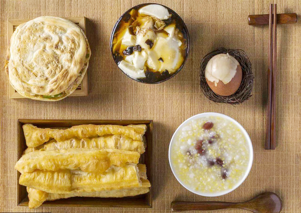 Chinese breakfast ideas for a perfect start of day