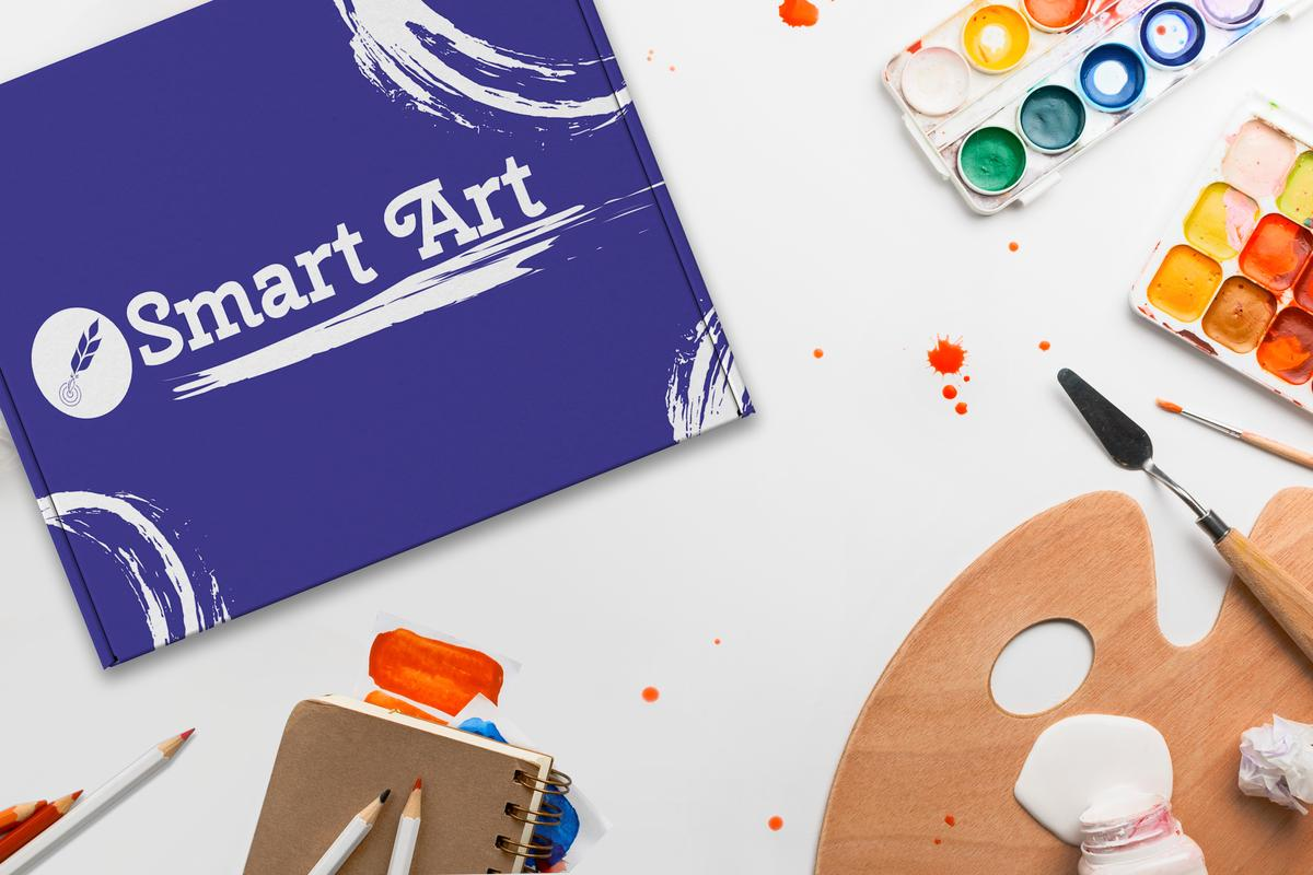 What are the things that you can keep in your art box
