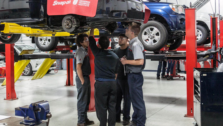 Attributes of the best auto repair shops